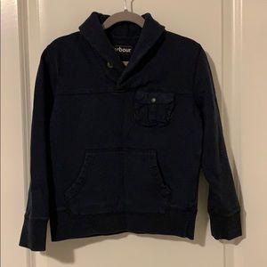 Barbour boys sweatshirt size S (6-7) EUC